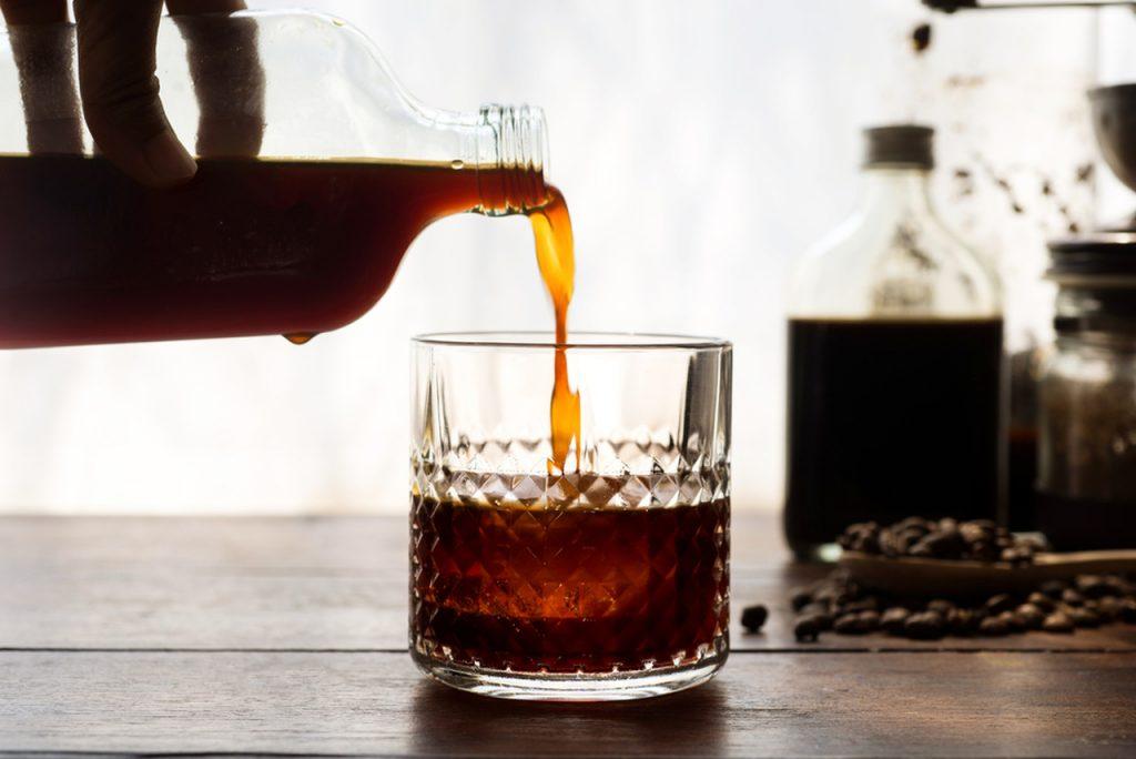 cold brew kahve