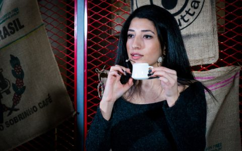 hazal ateşoğlu, türk kahvesi
