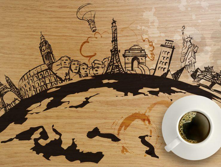 dünyadan kahve kültürleri