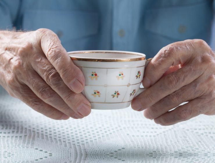 kahve ile yaşlılık