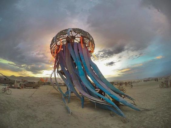 burning man festivali
