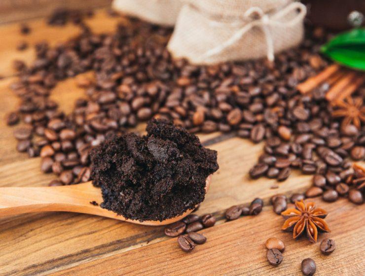 kahve telvesi neye iyi gelir