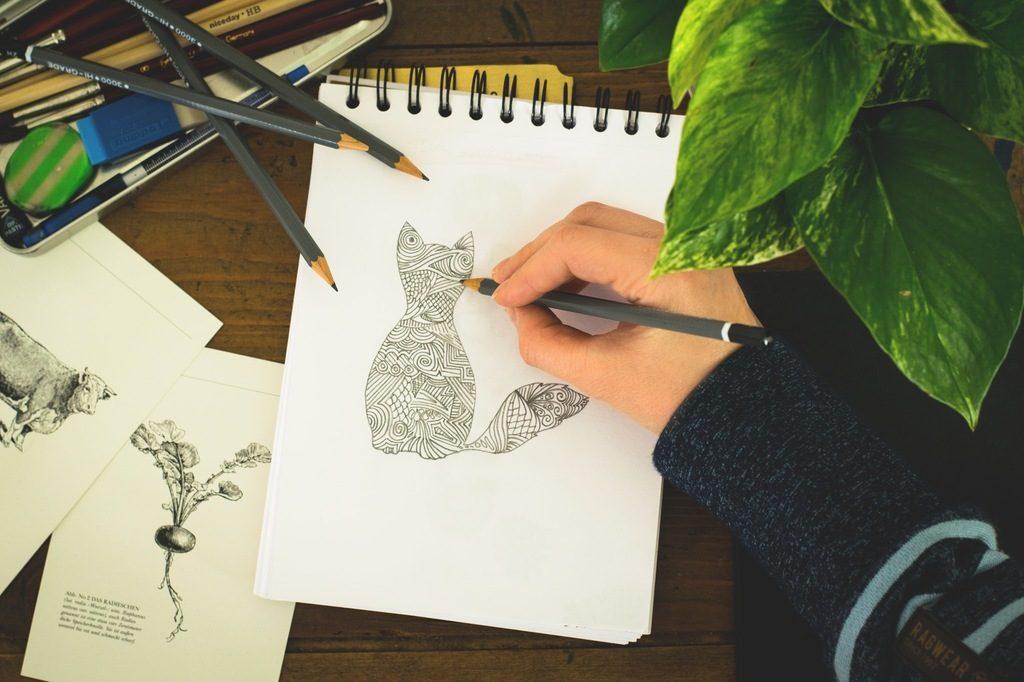 Sanatseverlere özel Amatörler Için Resim Yapma Teknikleri