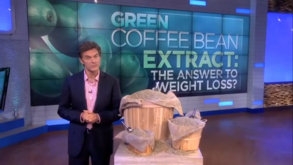 mehmet öz, yeşil kahve zayıflatır mı