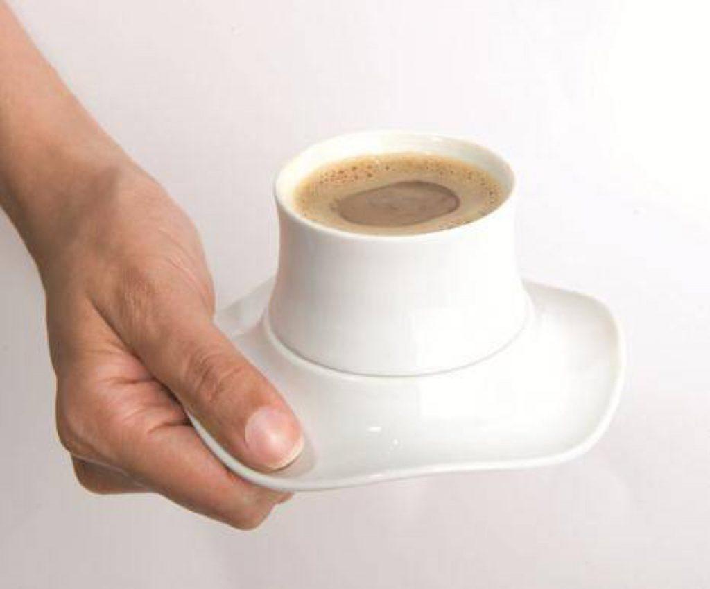 beyaz kulpsuz kahve fincanı, ilginç kahve fincanı modelleri