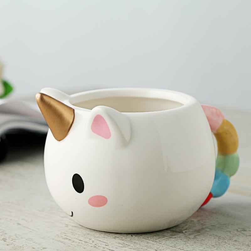tek boynuzlu at unicorn kahve fincanı, ilginç kahve fincanı modelleri