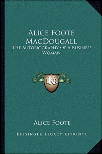 autabiography of a business woman