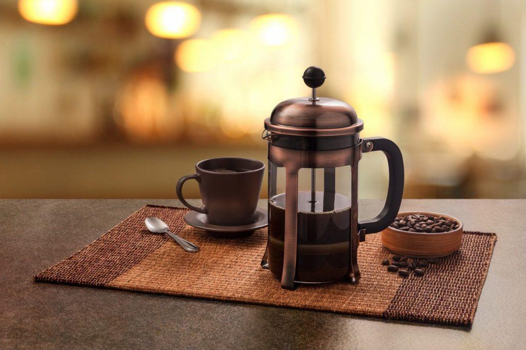 french press kahve demleme yöntemi