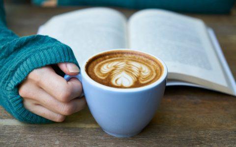 kahve kitap