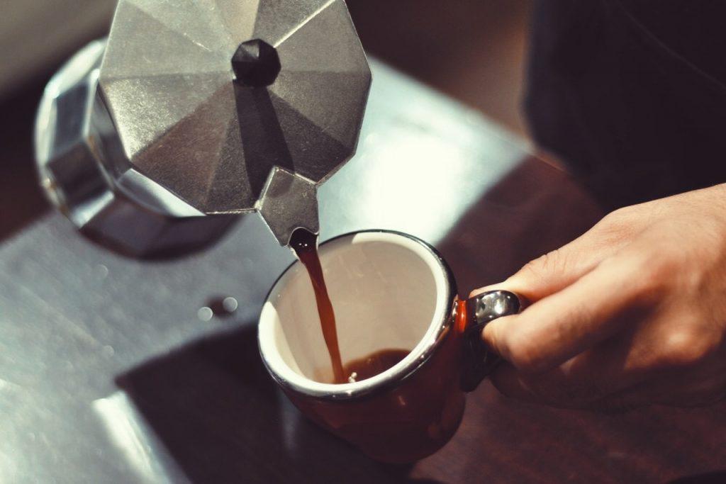 moka pot kahve demleme