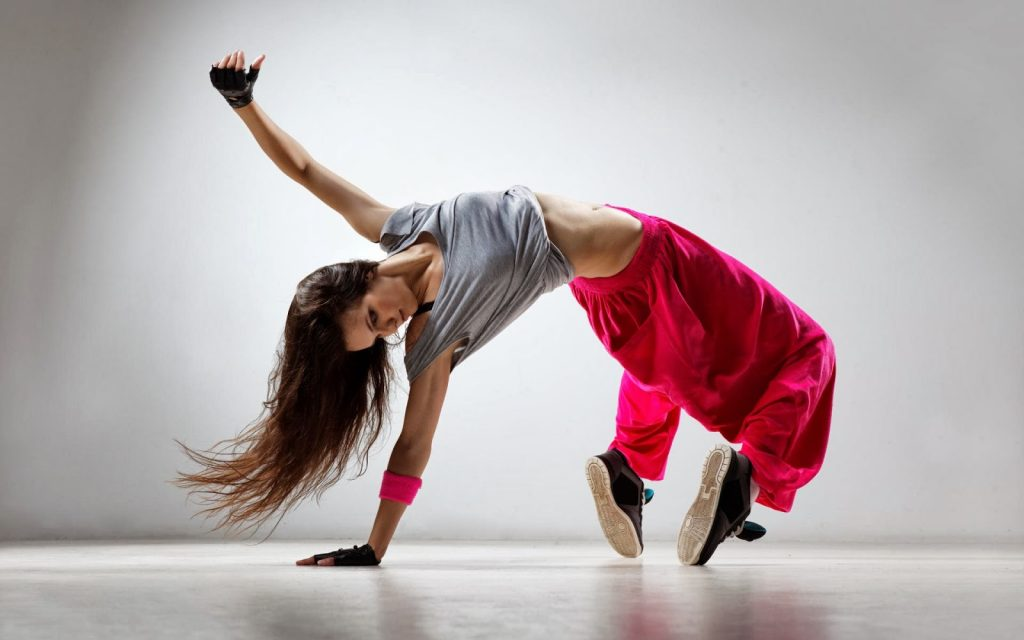 hip hop dans eden kız