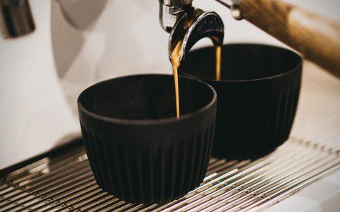 kahve kabuğundan bardak