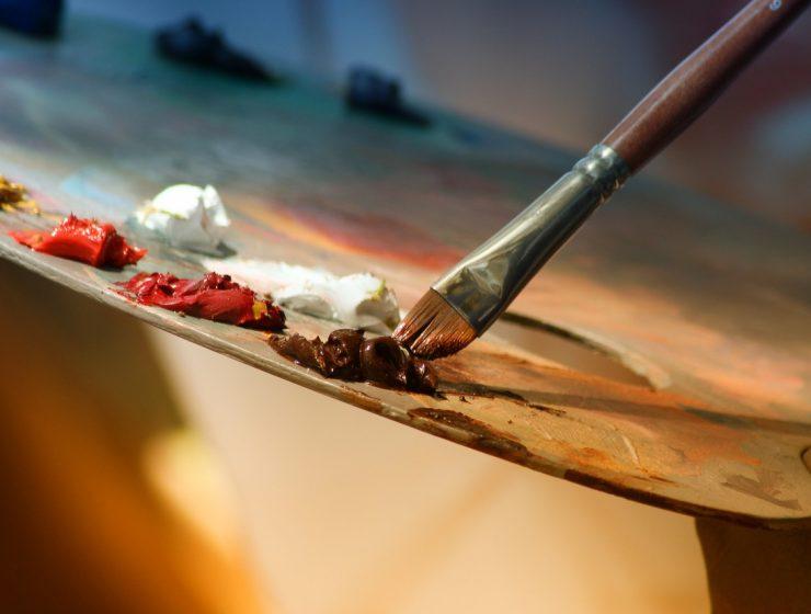 resim yarışmaları, resim paleti