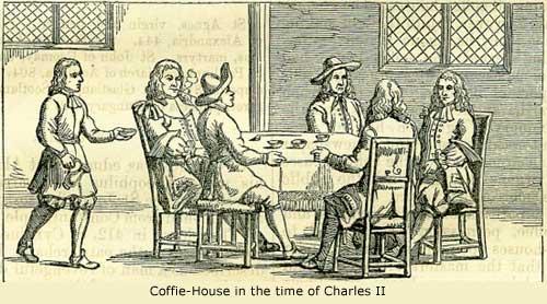 avrupada kahve tarihi