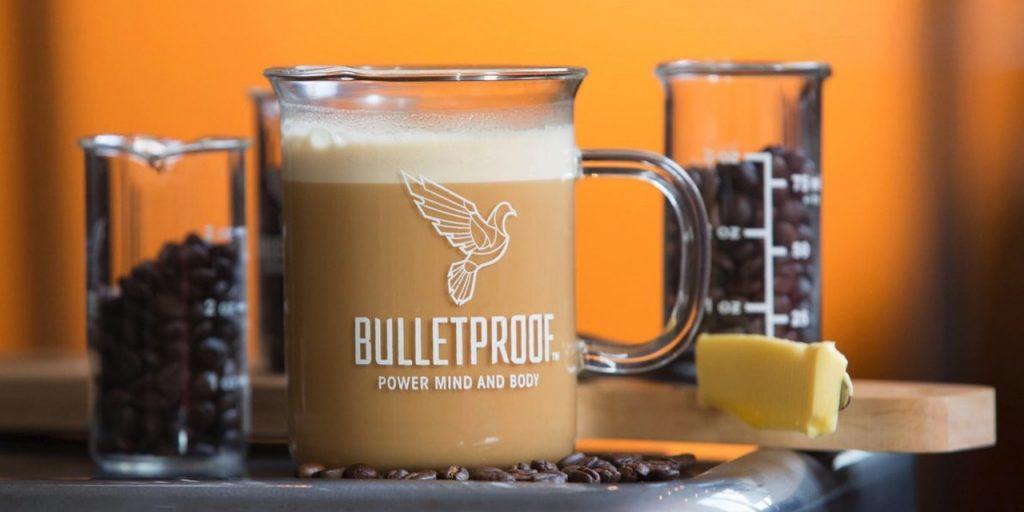 bulletproof tereyağlı kahve