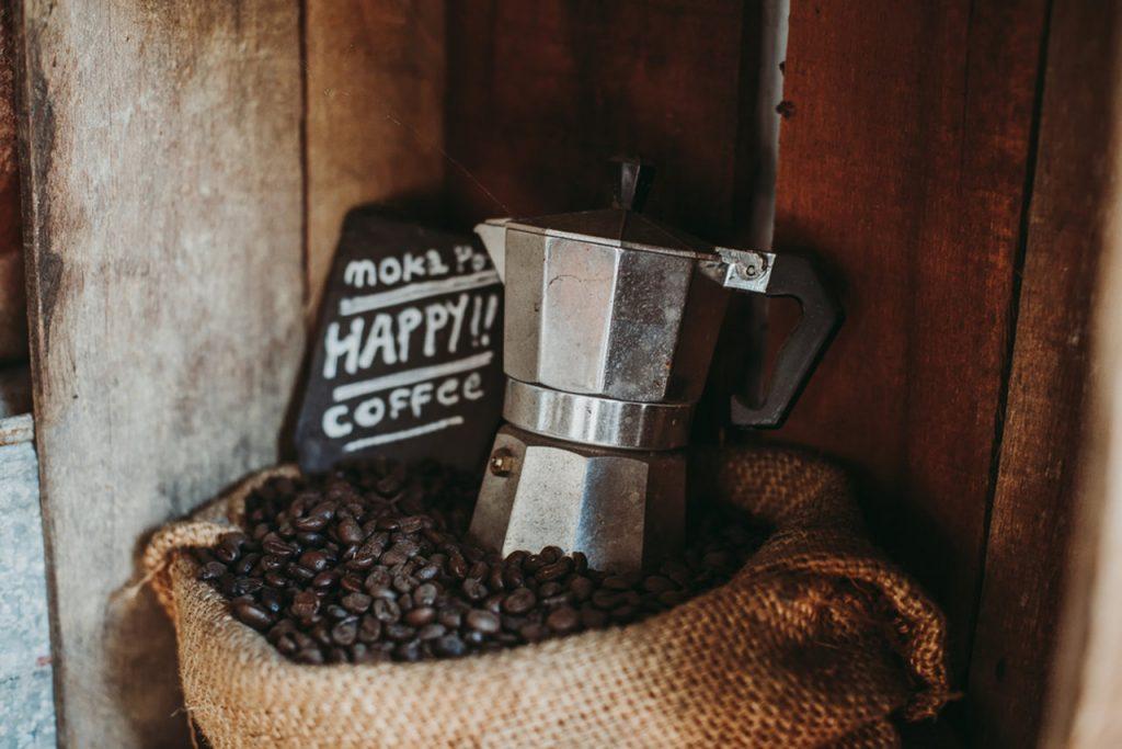 kahve terimleri, moka pot