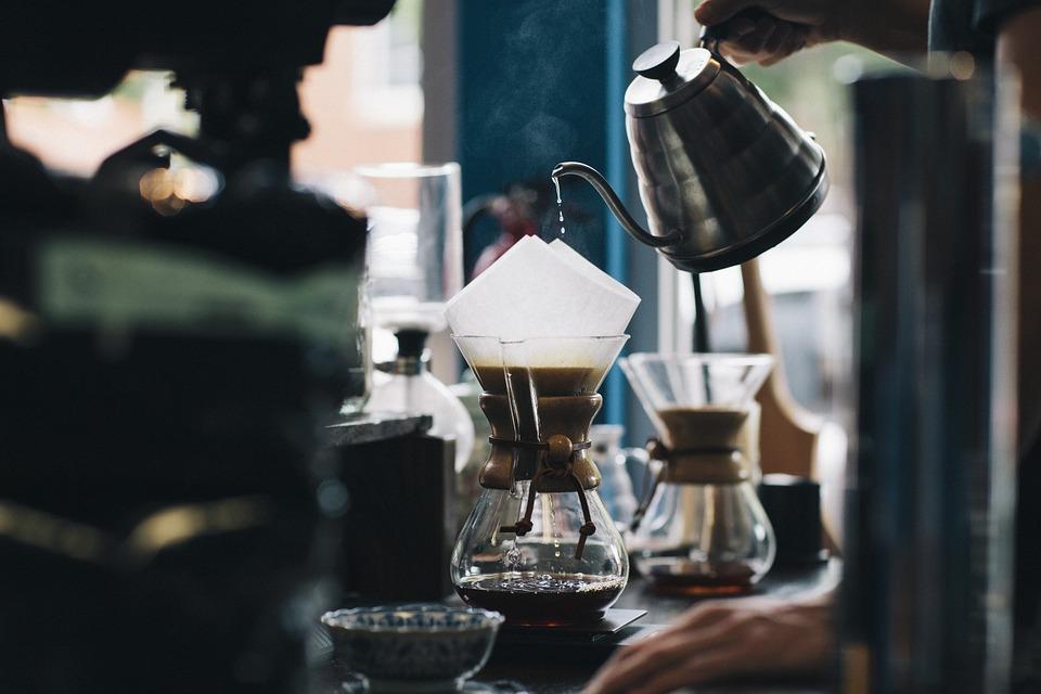 kahve terimleri, kahve yapımı