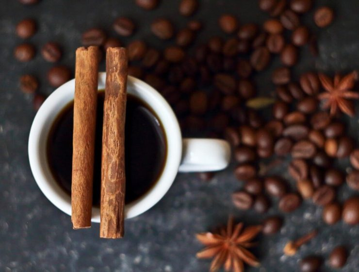 tarçınlı kahve