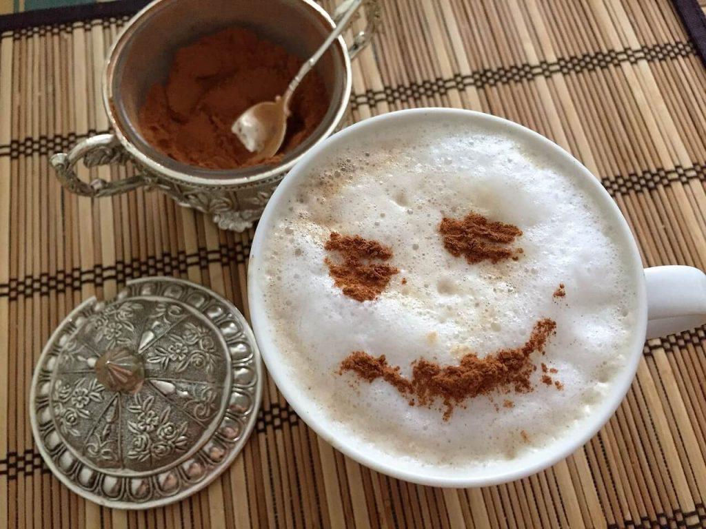 tarçınlı kahve, tarçınlı kahve tarifi
