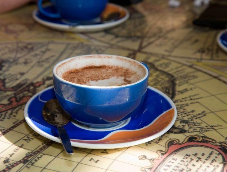 kahve nerede yetisir