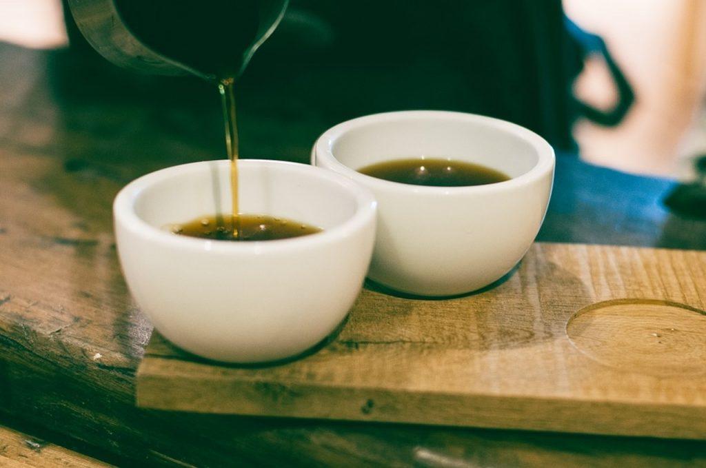 yeşil kahve nasıl yapılır, fincanda yeşil kahve